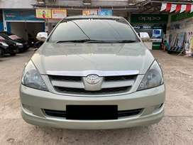 Toyota Kijang Innova G 2.0 2007 Manual