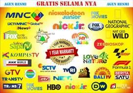 Antena digital | KVISION | NUSANTARA HD | Parabola mini