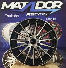 Matador Velg Mobil HSR Tsukuba Ring16