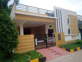 2bhk independent house near ecil  @ 42 lacks