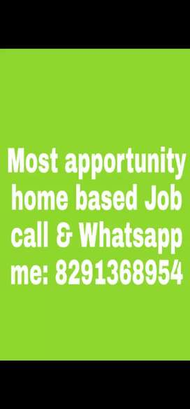 Home writing job