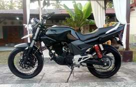 Jual Honda tiger 2000