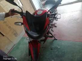 Apache rtr 160 in new condition