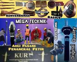 Toko terima order pasang penangkal petir Cipeundeuy / Bandung barat