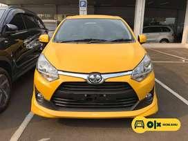 [Mobil Baru]  Promo Toyota Agya trd matic murah