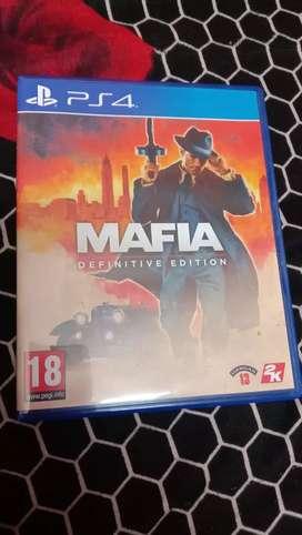 Mafia 1 PS4 game
