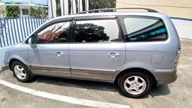 Dijual Hyundai Trajet GL8 2005
