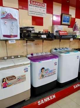 promo kredit berbagai mesin cuci tanpa jaminan