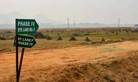 Residential plot for at very attractive price (20 Lakhs per kotha)
