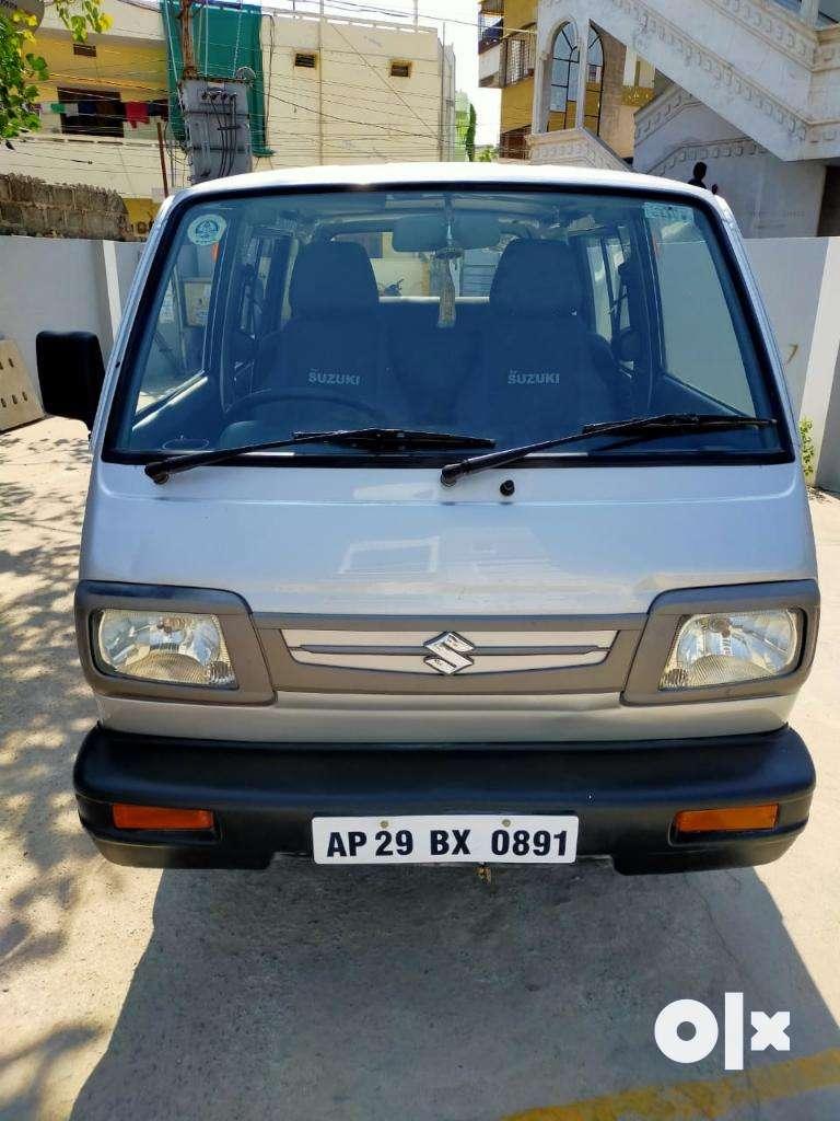 Maruti Suzuki Omni E 8 STR BS-IV, 2014, Petrol 0