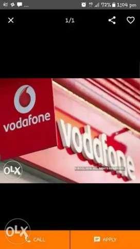Vodafone HR(Rajat Sir)Hiring in Vodafone Head Office