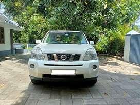 Nissan X-Trail 2009-2014 SLX MT, 2011, Diesel