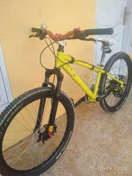 Jual sepeda kesayangan