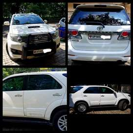 Toyota Fortuner 2.8 4X2 Manual, 2014, Diesel