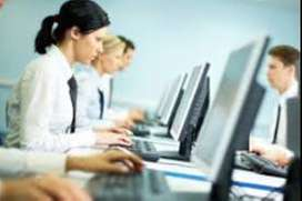 Job Opening For Data entry & Back office - Limited Vacancy Available