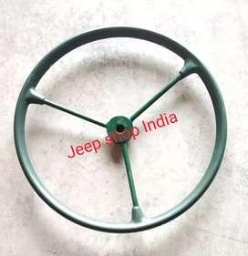 3 spokes steering wheel for Willys Jeep