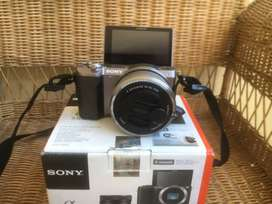 Sony a5100 second
