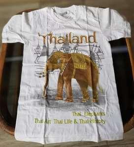 Kaos (T-shirt) wanita dari Thailand