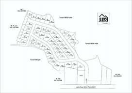 Jual Tanah Kavling siap bangun 650rb/m²