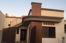A 3 Side Corner 120 SQ Yd House for Sale