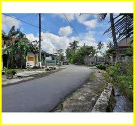 Tanah Kavling Murah Ngemplak Tepi Jalan Raya Bisa Diangsur