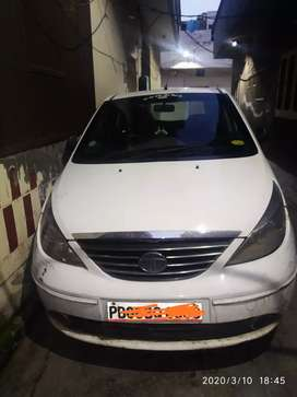 Tata indica in good condition.