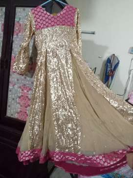 Gowns and maxi dresses for baraat & walima