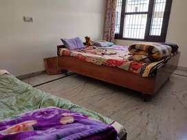 Phase 3 (sector 60) near katani  furnished three seater pg for girls