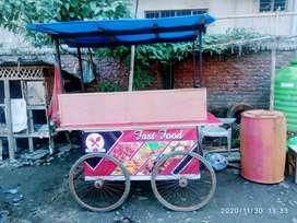 Stall fast food