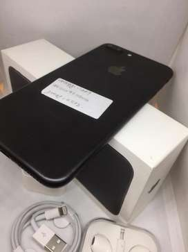 APPLE IPHONE 7+128GB[FLAWLESS CONDITION]{BRAND NEW}