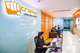 Micromax process need candidates for Backend/ CCE/TeIecaller/hindi BPO