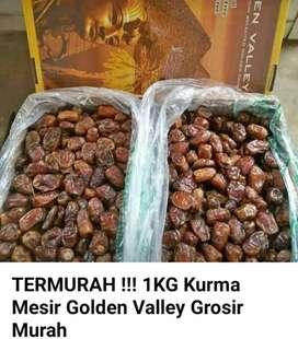Kurma Golden Valley murah 10kg Rp.330.000