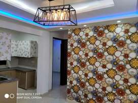 95 SQ yards 3bhk flat with lift and car parking at 40 lacs