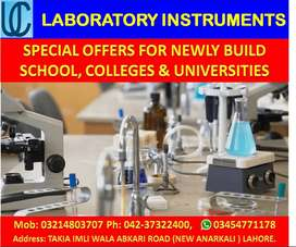 Scientific Medical & Laboratory Equipment for School Colleges Uni  Dep