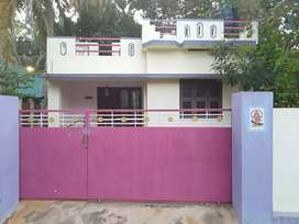 House for lease 1.25 lakhs in south soorankudy
