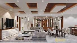 Jasa Arsitek Batam Desain Rumah 645.5m2 - Emporio Architect