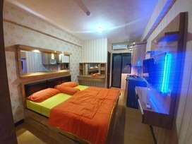 Sewa Apartment Banyak Tipe Studio dan 2 bedroom