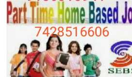 Part time job /earn from home jobs
