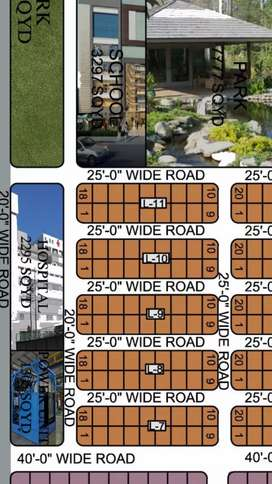 Al Qaim Midway City Old Bookin Plots on Special Rates
