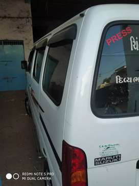 Maruti Suzuki Eeco 2017 CNG & Hybrids Good Condition