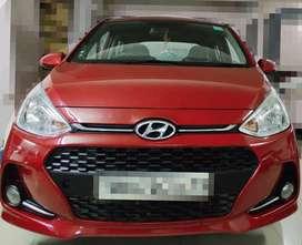 Hyundai Grand i10 2018 Petrol Automatic  41000 Km Driven