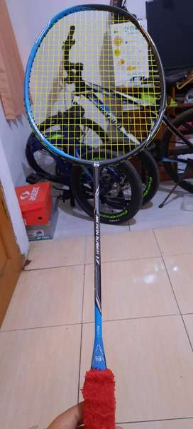 RAKET BADMINTON RS MICRON SABER 17 G II NEW COLOR