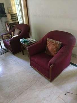 3 seater plus 2 single seater sofa