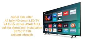 Brand New OLED LED TV 24 Inches available for sale