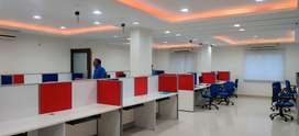 A grade plug n Play office space for rent at madhapur