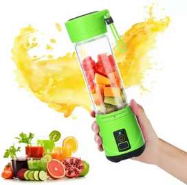 Portable & Rechargeable Electric Juicer Blender 400ml