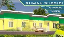 RUMAH SUBSIDI di Makassar, Barombong Gowa. 10 menit dri TRANS STUDIO