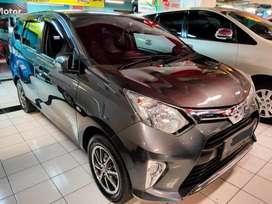 Toyota Calya G matic at Tahun 2016 siap pakai dan istimewa