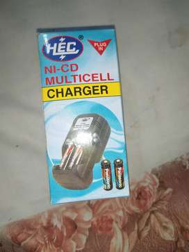 Camera charger/cell charger/9v battery charger or 1 week old ha bss