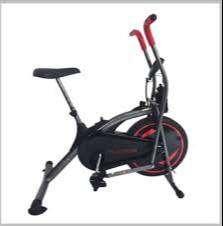 Besi lebih tebal sepeda statis platinum bike fitness NN415